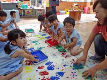 6月 2才児クラス開始