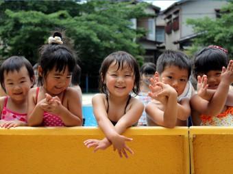 7月 プール遊び開始
