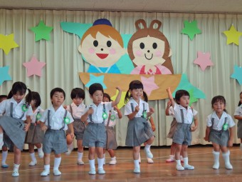 七夕音楽会のおけいこ頑張ってます!