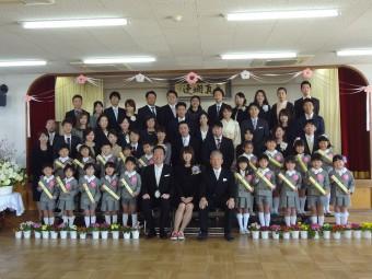 大きい組さん、卒園おめでとう!