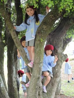 こちらは嵐山東公園です